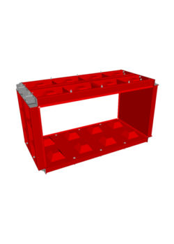 steel mould for concrete