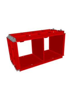 Forklift Block 160x80x80 | Block Moulds