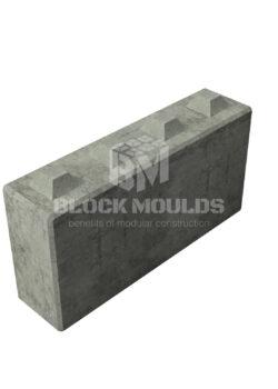 concrete lego block 160x40x80