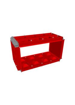 basic block mould 120x60x60