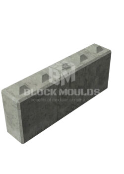 concrete lego block 150x30x60