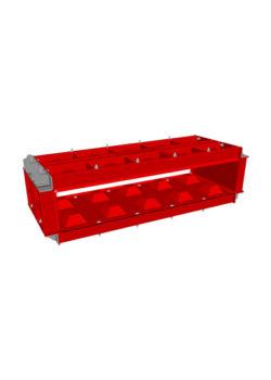 basic block mould 150x60x30