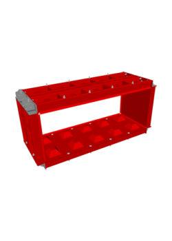 basic block mould 150x60x60