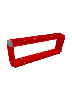 block mould 180x30x60