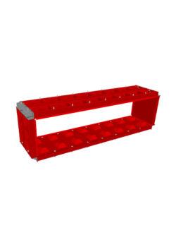 block mould 240x60x60